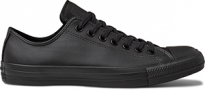 CONVERSE CHUCK TAYLOR ALL STAR MONOCHROME LEATHER OX